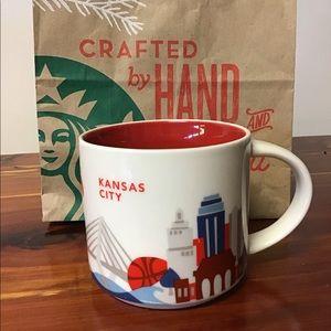 Kansas City Starbucks mug
